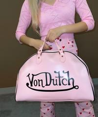 Von Dutchボストンバッグ