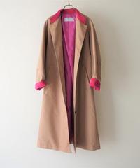 back line coat【2203204】