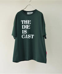 20AW Big T-shirt  THE DIE IS CAST【2203857】
