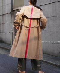 back line coat【2213205】