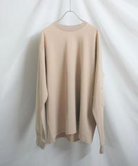 long sleeve T-shirt 【2211833】