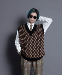 block V/N vest 【2213707】