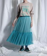 tulle skirt【2211602】