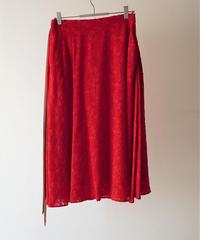 jacquard skirt【2204614】