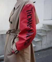 logo trench coat【2211206】