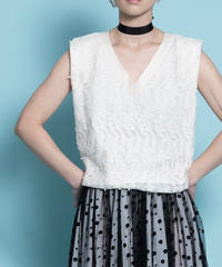 lace blouse【2212110】
