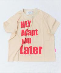Short T-shirt HAY Adapt you Later 【2202861】