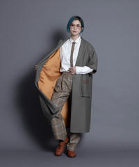 short sleeve coat【2213202】