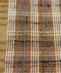 紬織小袱紗 – 「冬木の芽」