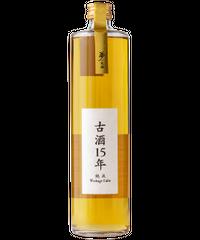 夢乃寒梅 15年古酒(純米酒) 720ml =2004年醸造=