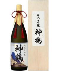 神鶴 純米大吟醸 1.8L