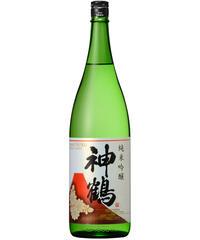 神鶴 純米吟醸 1.8L