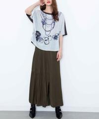 RITSUKO SHIRAHAMA ロングスカート 5254570