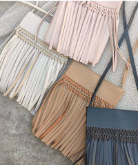 Fringe Mini Bag【3-B4729】
