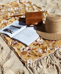 The Flower Child Beach Towel