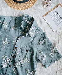 Rustic Flora Kids Shirt