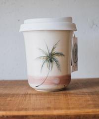 Sea Salt Designs by Sara /palm tree 10oz Design09