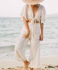 Sandy Beach Wide Pant