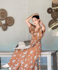 New Rustiest Floral Maxi Dress