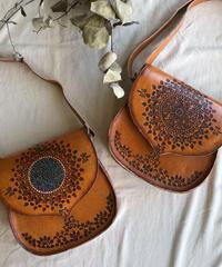 Carving shoulder Bag Small