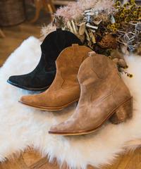 suède boots