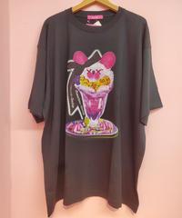 【Amilige】モノクローン×AmiligeコラボTシャツ82102143008