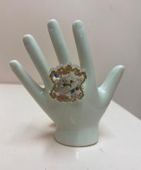 《アンシャンテリックアンシャンテリー》猫の王女達の肖像画 Dolled Up Ring