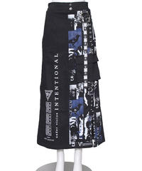 SEXPOT ReVenGe sc01154 TRIANGLE UNDER LONG SLIT スカート