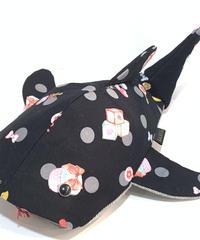 KASEI/カセイ ジーンベイザメシックスプラス Toy Box (黒)