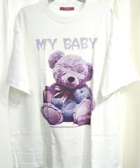 Amilige  Baby Bear BIG Tシャツ
