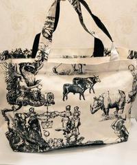 h.NAOTO bible bag