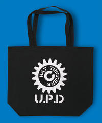 『GEAR』TOTE BAG<L>BLACK