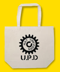 『GEAR』TOTE BAG<L>NATURAL