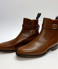 19.69 Rejected Tricker's / Brown / Jodhpur Boots / Leather Sole / Size 6H