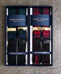 Arbert Thurston / Braces / 35mm Wool Ribbon  200year's Model