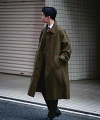 batak  /  Classic  Raglan  Coat / Gunclub check / Green