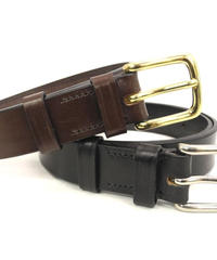 Martin Faizey × UW / Saddle Leather Belt / 1.25 inch
