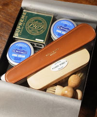 UNION WORKS Original / Gift Box / Assorted Shoe Care Items ④