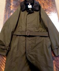 Soundman ×UW / The British Millerain Long Coat 2