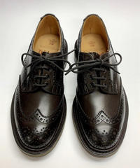 19.52 Rejected Tricker's / Dark Brown / Country Shoes / Dainite W Sole / Size 6H