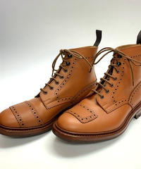 19.60 Rejected Tricker's / C-Shade / Motorway Boots / Commando W Sole / Size 9