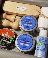 UNION WORKS Original / Gift Box / Assorted Shoe Care Items ①