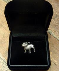 Shams Lapel Pin 2 / Silver