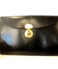 Rutherfords / Folio Case with 806 Lock / Black