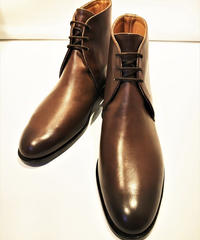 Tricker's × UW / George Boots / Coffee Burnish
