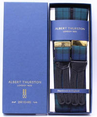 Arbert Thurston / Braces / 35mm Wool Ribbon  200year's Model