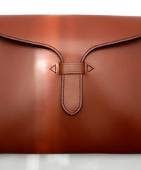 Rutherfords / Tongue Folio Case / Chestnut