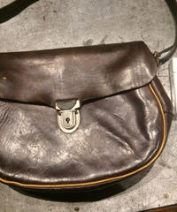 Vintage French Shoulder Bag