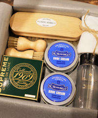 UNION WORKS Original / Gift Box / Assorted Shoe Care Items ②