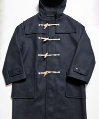 UNION WORKS × Soundman  /  Royal Navy Type Duffle Coat / Navy
